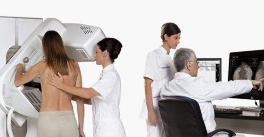 Mammografia, la svolta del digitale