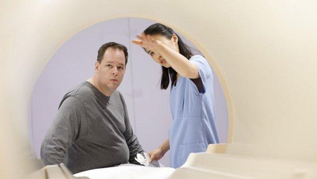 Risonanza magnetica per obesi
